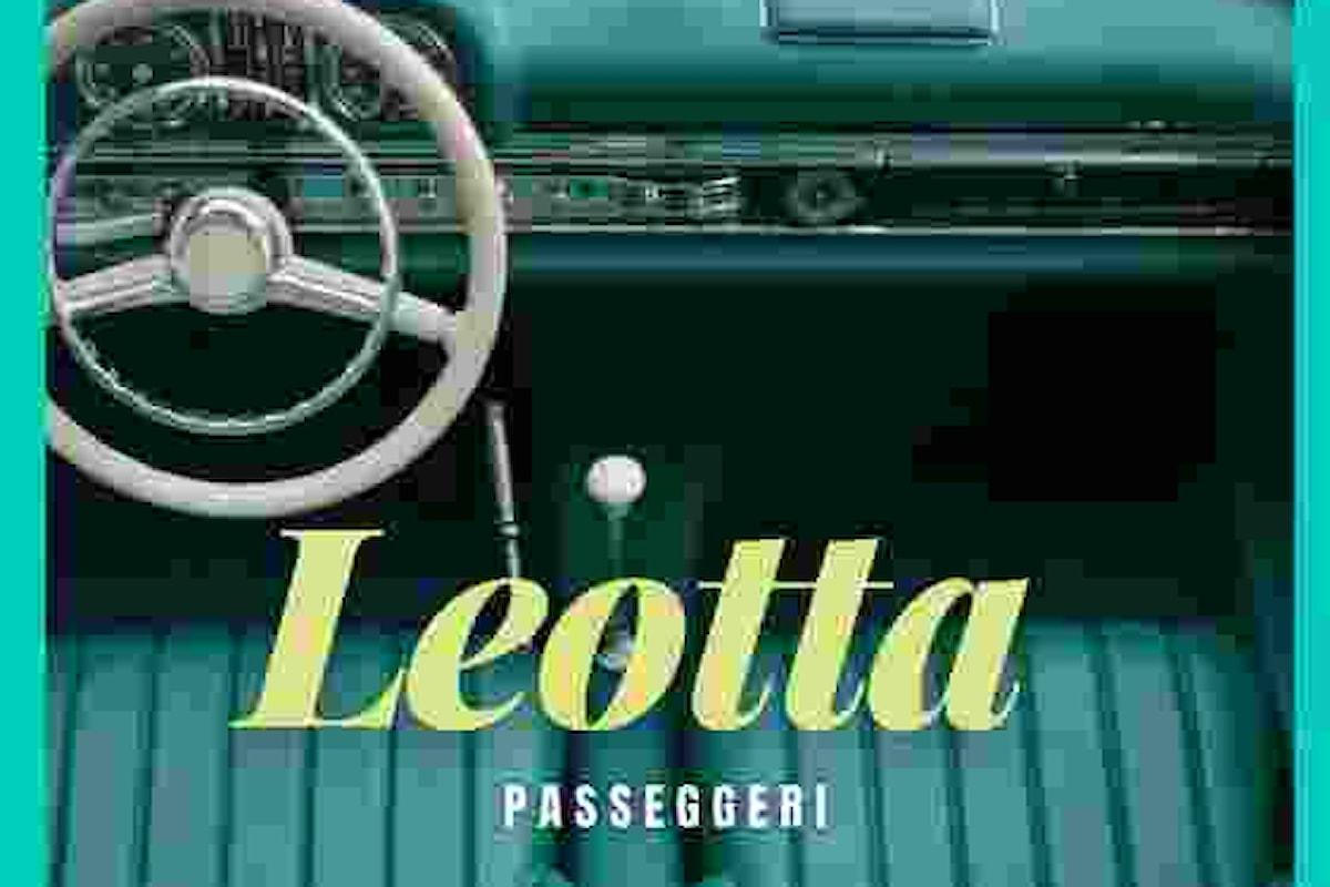 """Leotta """"Passeggeri"""" è il nuovo Ep del cantante e chitarrista catanese"""