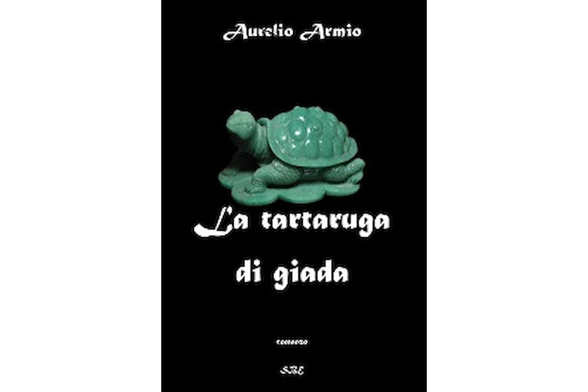 A spasso per l'Italia con il romanzo giallo La tartaruga di giada
