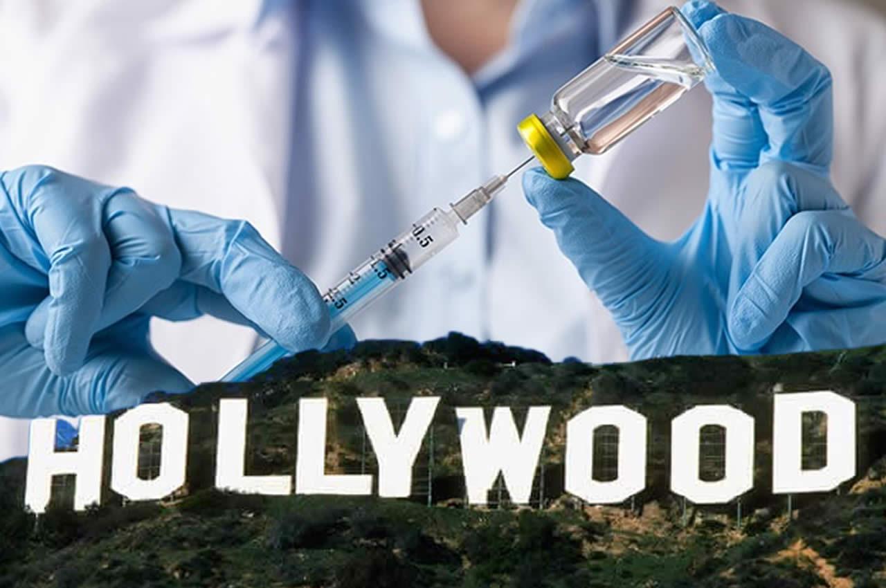 Vaccino, Hollywood e le scorciatoie dei VIP