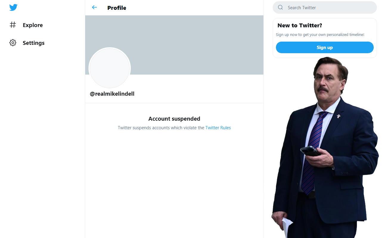 Twitter sospende definitivamente anche uno dei supporter di Trump più vicini all'ex presidente
