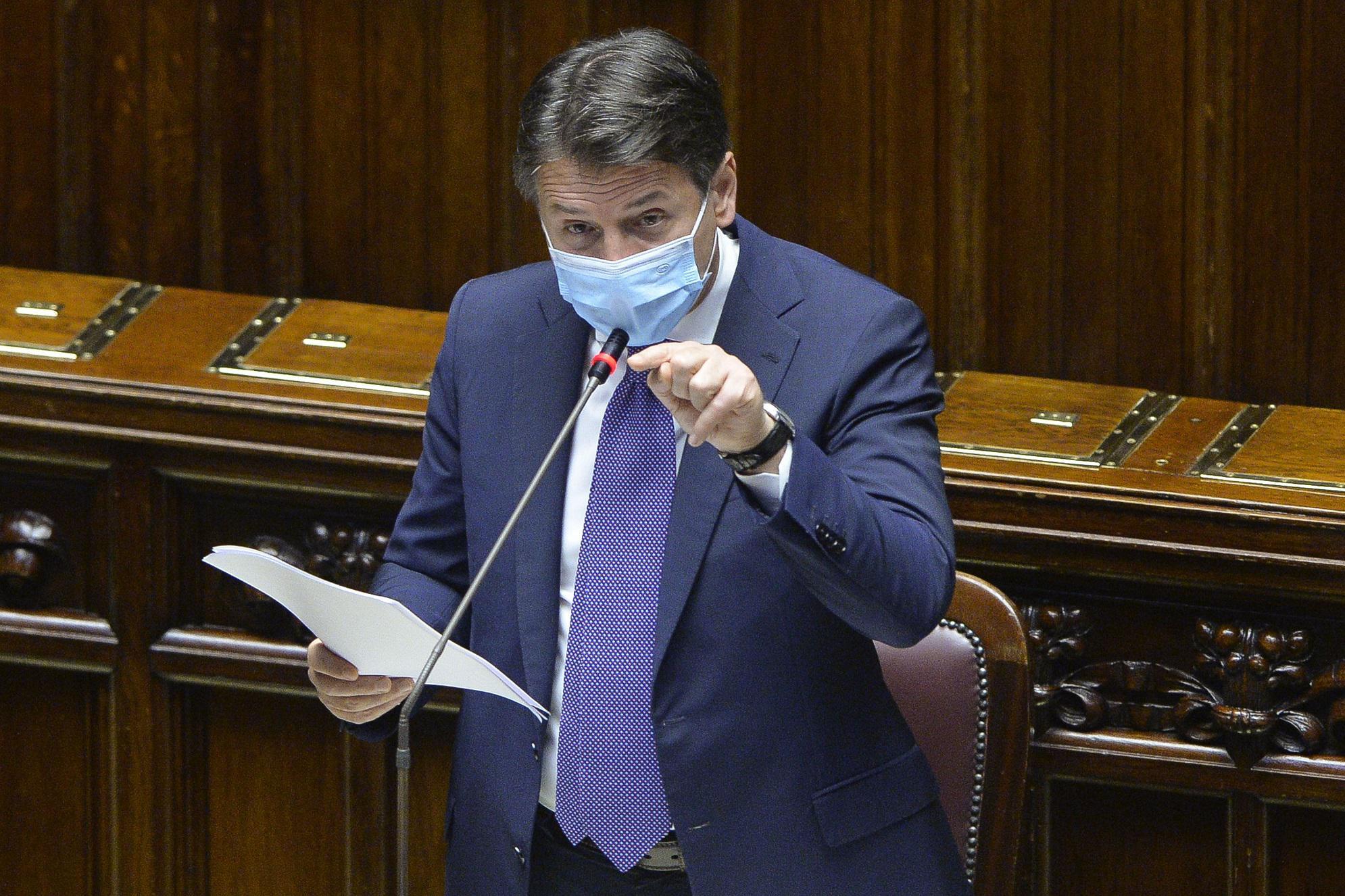 Dopo aver ottenuto la fiducia alla Camera con 321 voti, martedì Conte ha chiesto al Senato di poter continuare la sua esperienza di governo