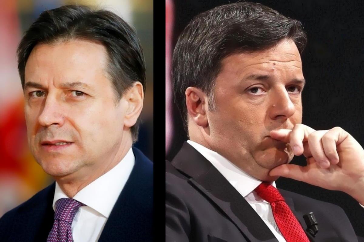 Crisi di governo: la retorica di Renzi all'esame della dialettica di Conte