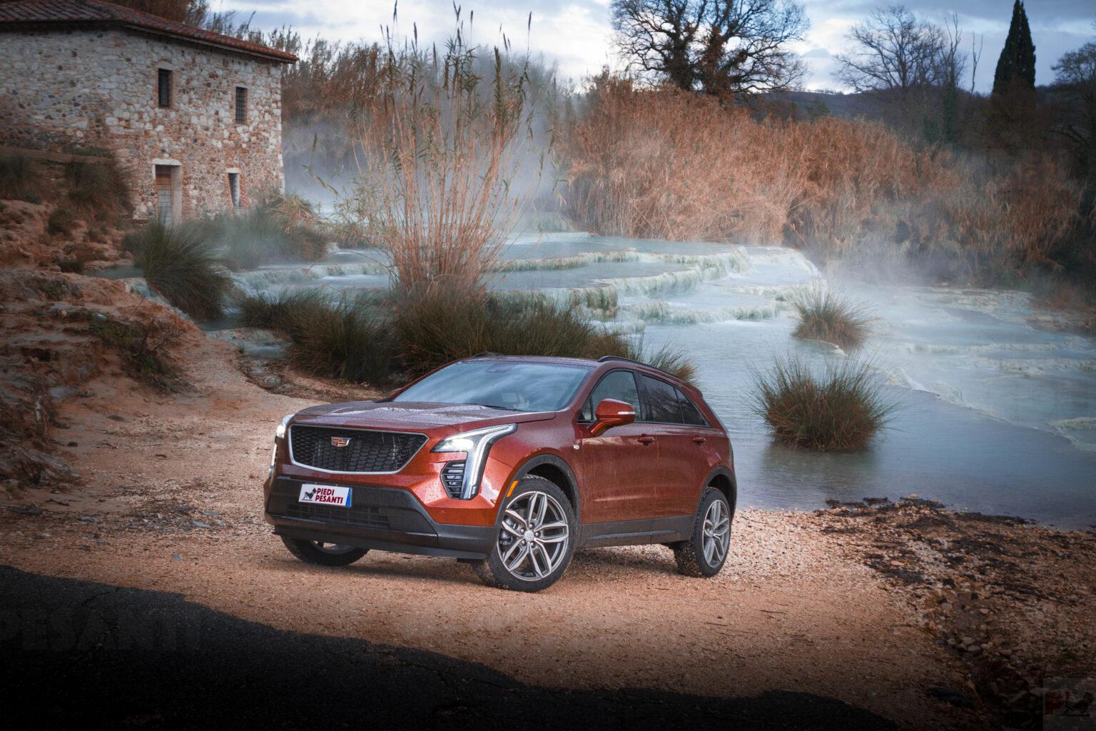 Cadillac XT4: il suv che non ti aspetti ha un passaporto italo-americano. Test drive video