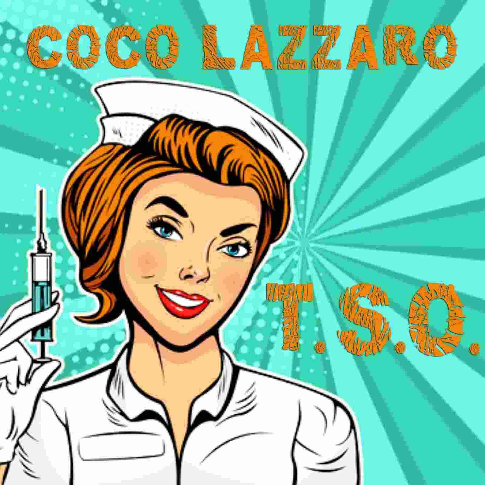 """Coco Lazzaro: """"T.S.O"""" è il singolo estratto dal libro autobiografico """"Non volevo una vita spericolata"""" dell'artista piemontese"""