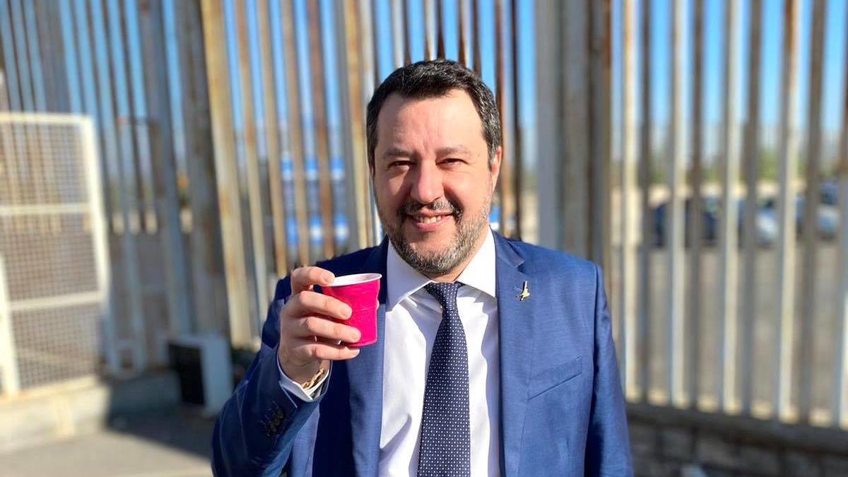 Caso Gregoretti: la ministra Lamorgese ha ricordato a Salvini di aver sequestrato una nave militare