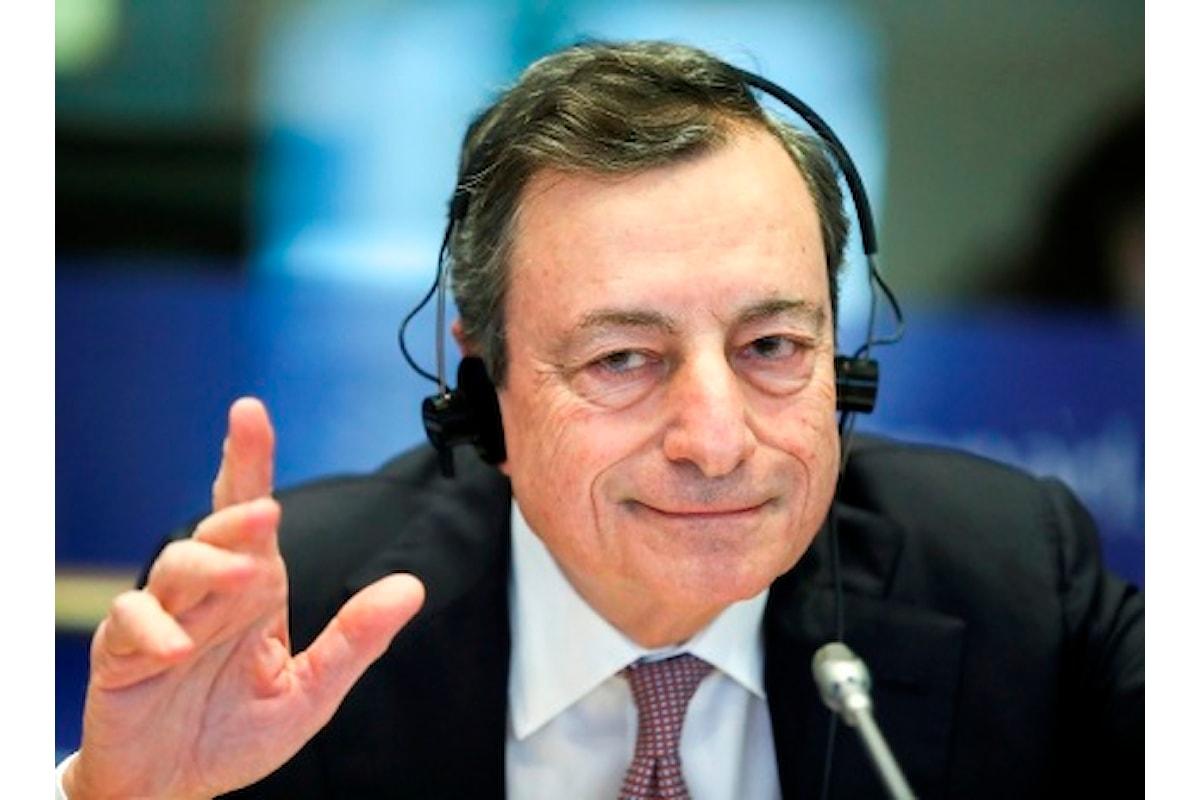 Mario Draghi: Terremo lontani corruttori e mafie dal Recovery Fund