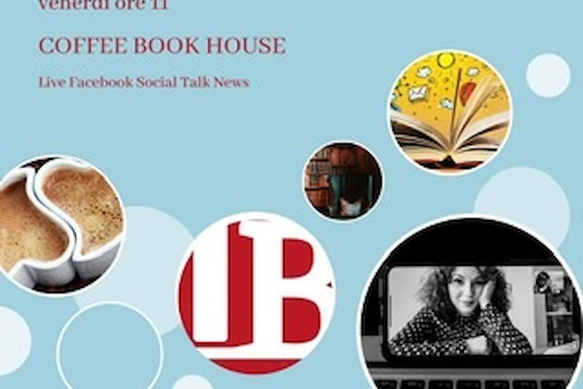 Nasce Coffee Book House rubrica dedicata agli autori