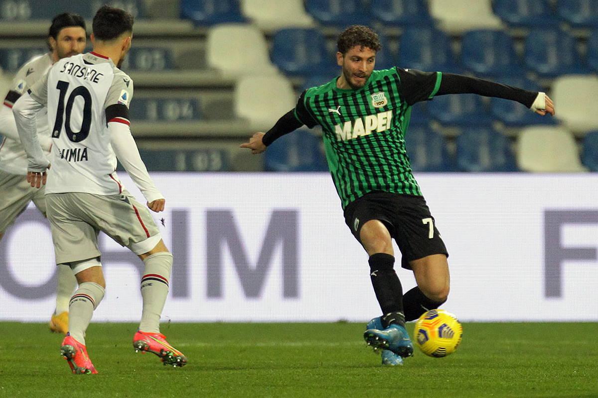 Serie A, 23.esima giornata: Sassuolo Bologna 1-1