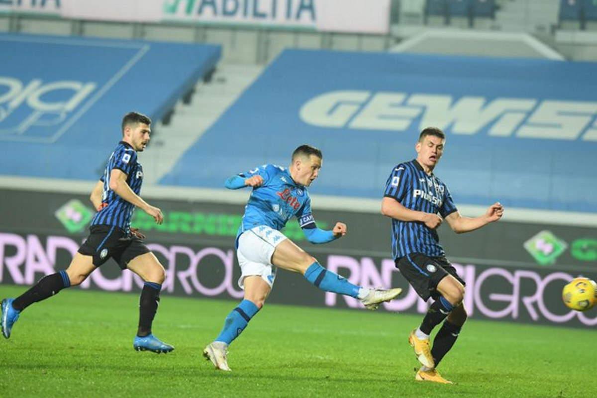 Serie A, 23.esima giornata: Atalanta Napoli 4-2