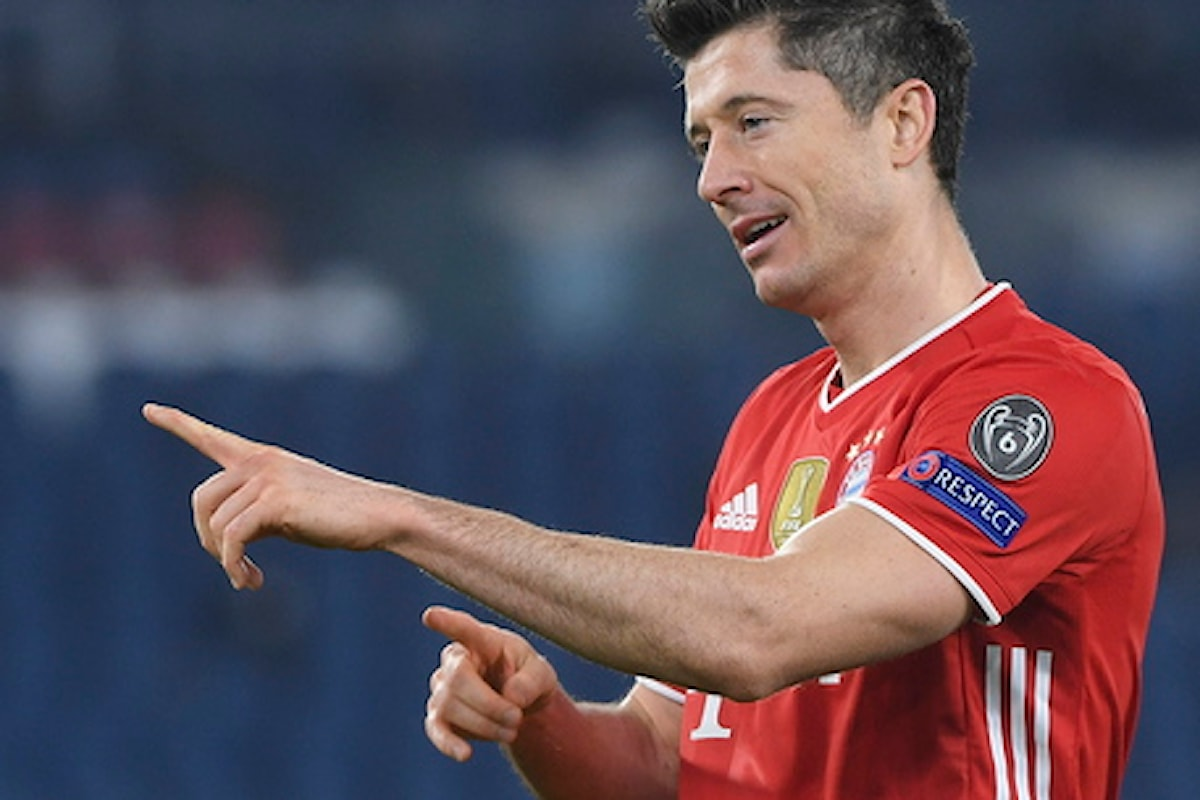 Champions: Lazio-Bayern 1-4