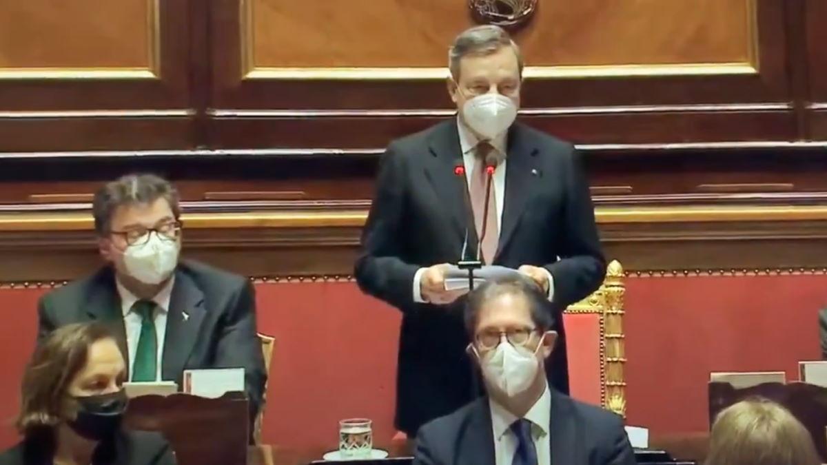 Il discorso di Draghi, i buoni propositi di inizio legislatura e la confusione della Lega