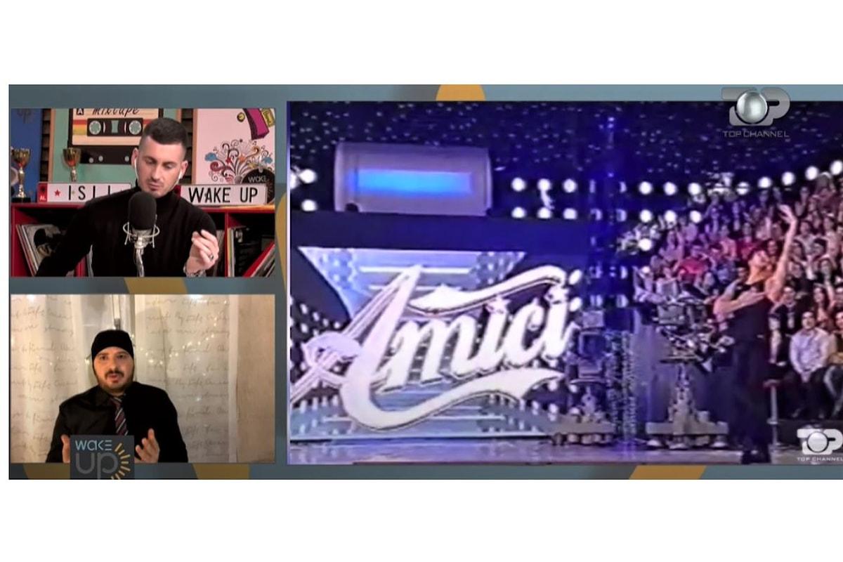 Klajdi il ballerino ribelle di Amici 4 chiede a Maria de Filippi in diretta televisiva dall'Albania la modifica della classifica della sua finale
