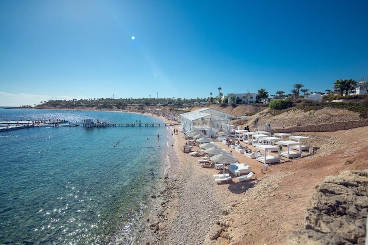 Vacanze Sicuri al Domina Coral Bay - Sharm El Sheikh, dal 27/03 voli charter da tutta Italia