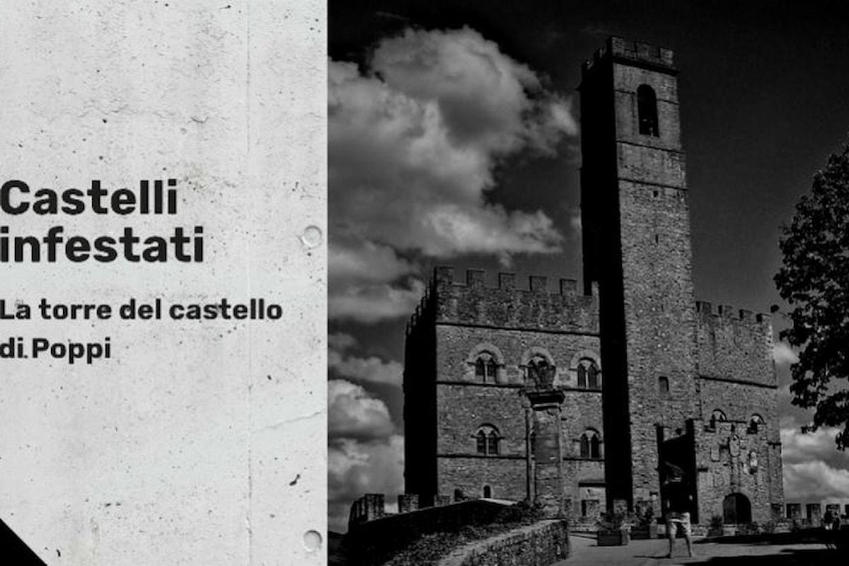 [Podcast] Storie Inspiegabili - La torre del castello di Poppi