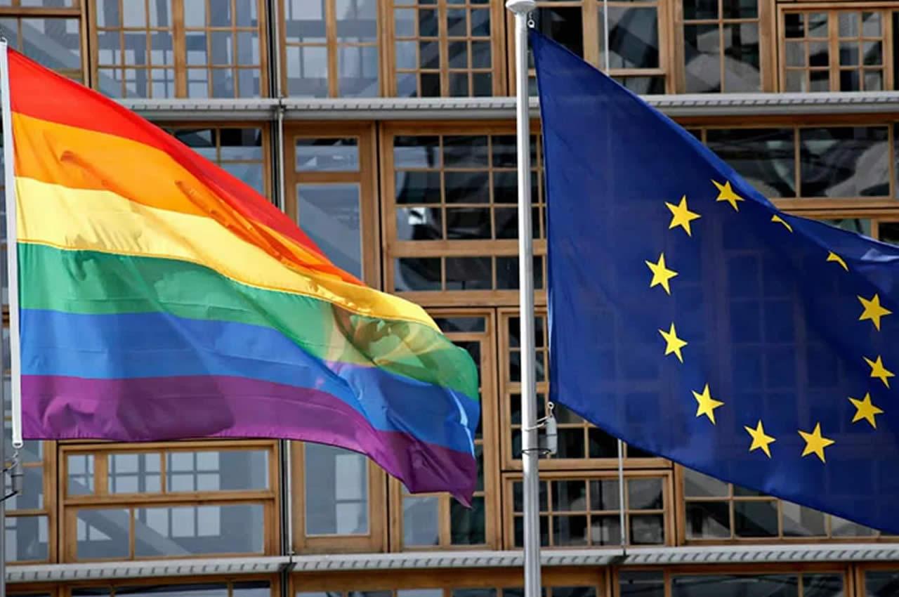 L'Unione Europea è Zona di Libertà LGBT+