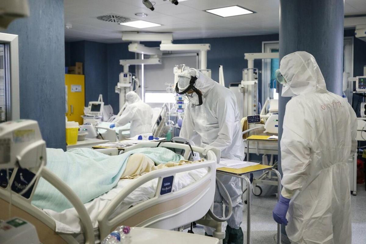 Covid al 10 marzo 2021: continua il progressivo aumento di contagi e ricoveri
