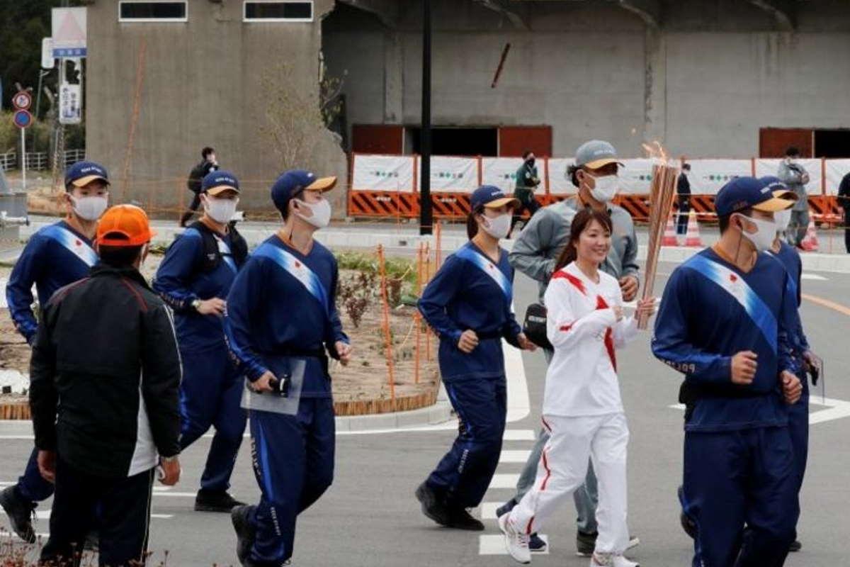 A un anno esatto dal rinvio delle Olimpiadi di Tokyo 2020, ha preso il via oggi da Fukushima il viaggio della fiaccola olimpica
