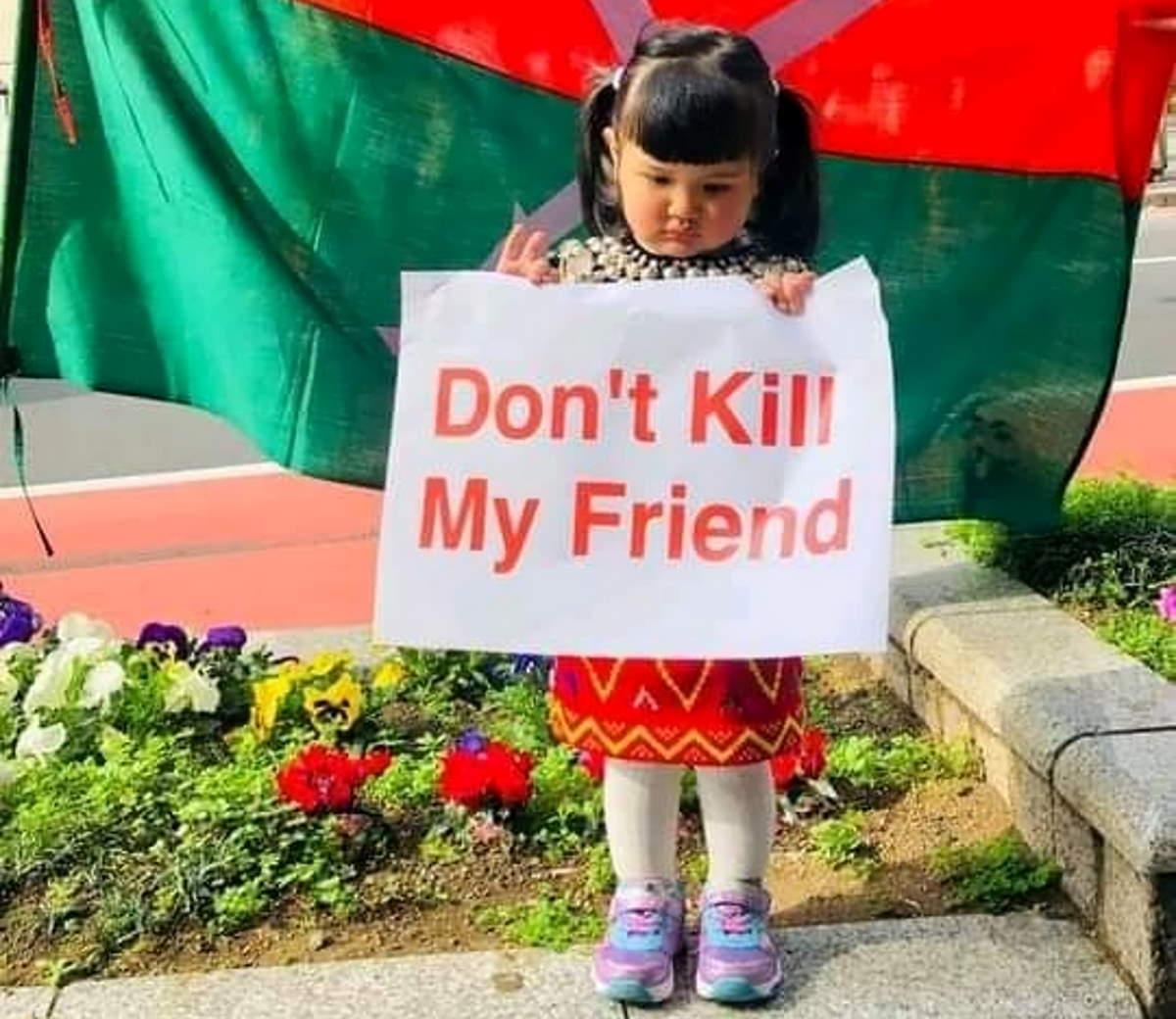 Unicef, 35 i minori uccisi in Myanmar dopo il golpe dello scorso 1 febbraio