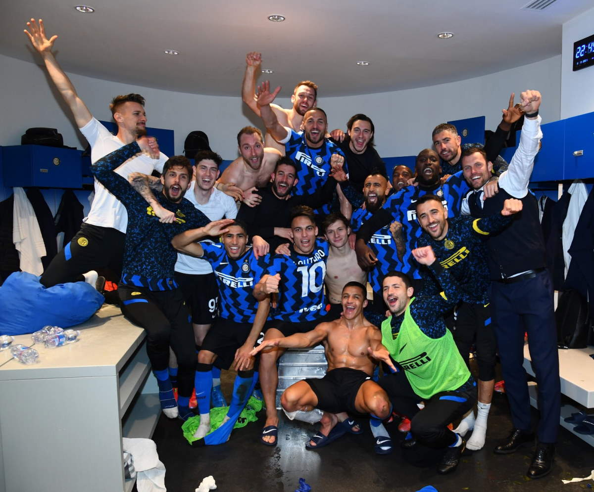 Serie A: Inter saldamente al comando della classifica a +6 sul Milan