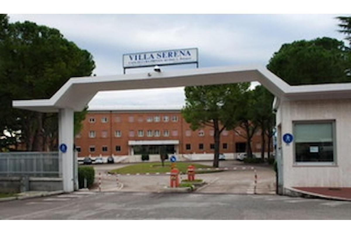 Nuovo focolaio COVID19 a Villa Serena di Città S.Angelo