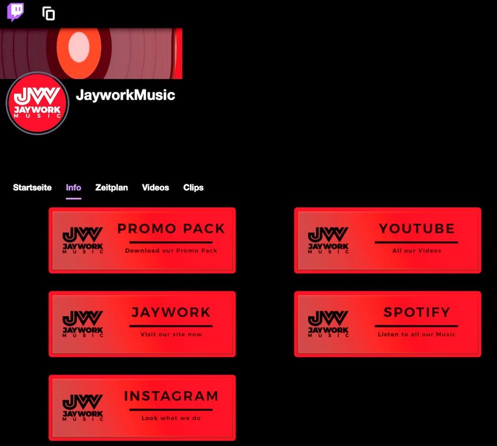 Jaywork Music Group: un dj tutorial interamente dedicato a Twitch