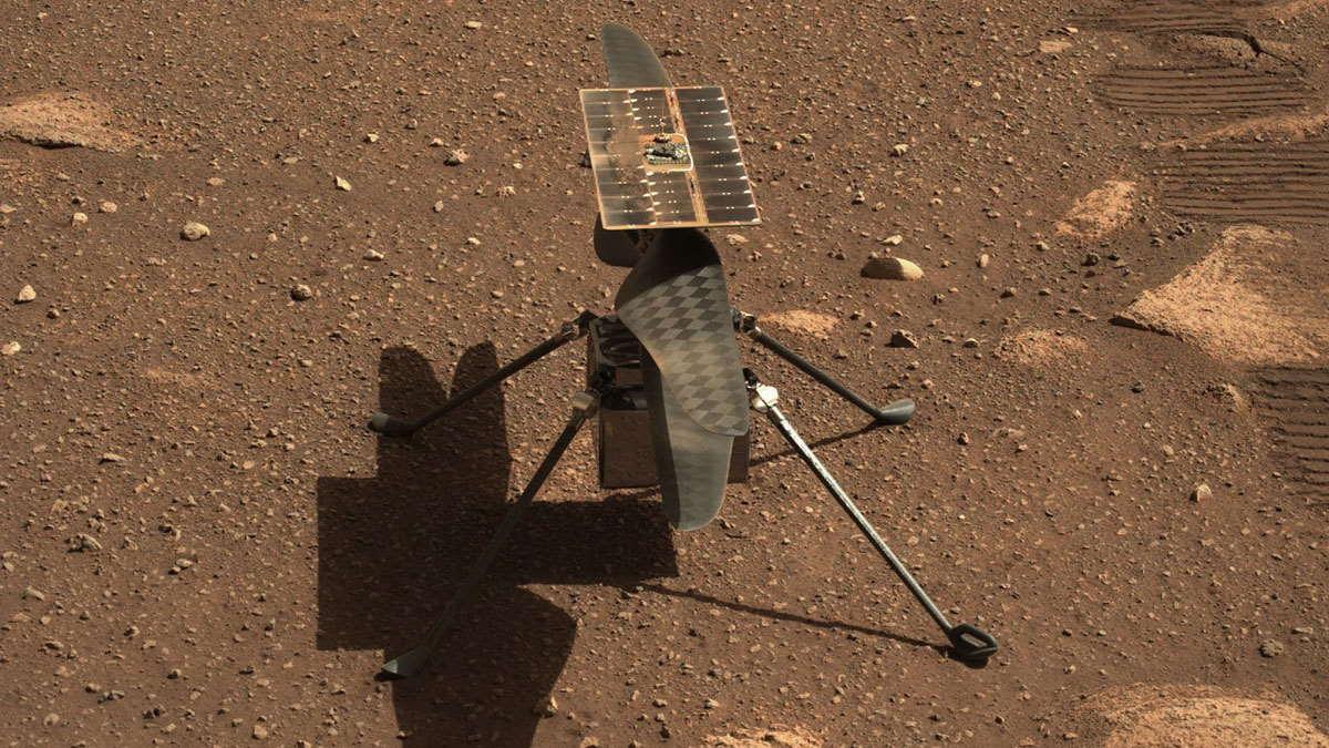 Rimandato il volo inaugurale di Ingenuity su Marte a non prima del 14 aprile