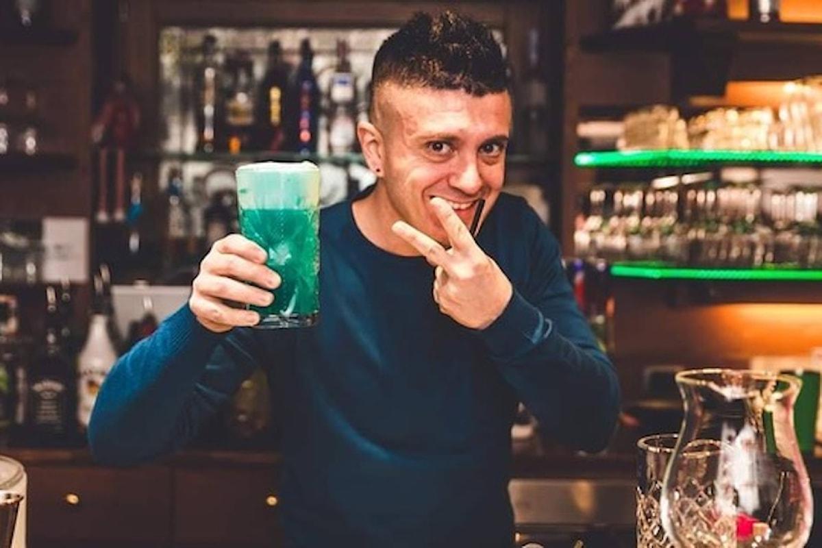 Consumazione compresa, il nuovo libro del barman Michele Piagno, prende vita!
