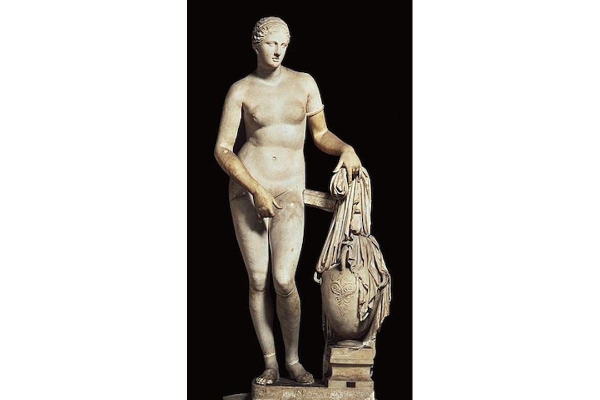 Lo scandalo della Afrodite di Prassitele