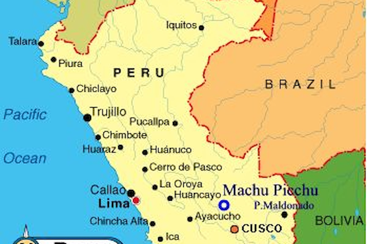 Il prof. Marco Francesco Eramo: La situazione in Perù è complicata; un dramma nel dramma