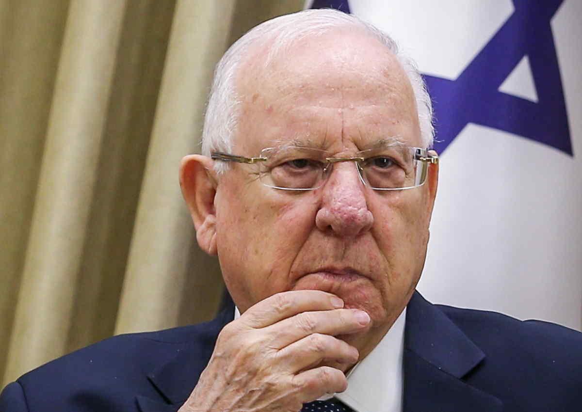 Israele, da lunedì iniziano le consultazioni del presidente Rivlin