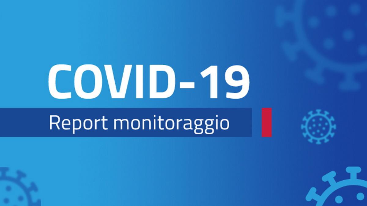 Report monitoraggio Covid dal 12 al 18 aprile 2021: contagi in calo ma il quadro complessivo resta ancora molto impegnativo