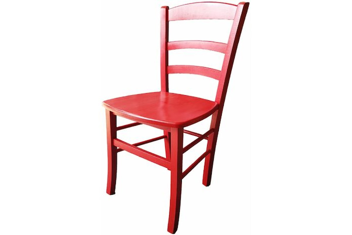 La sedia rossa - Ultima puntata