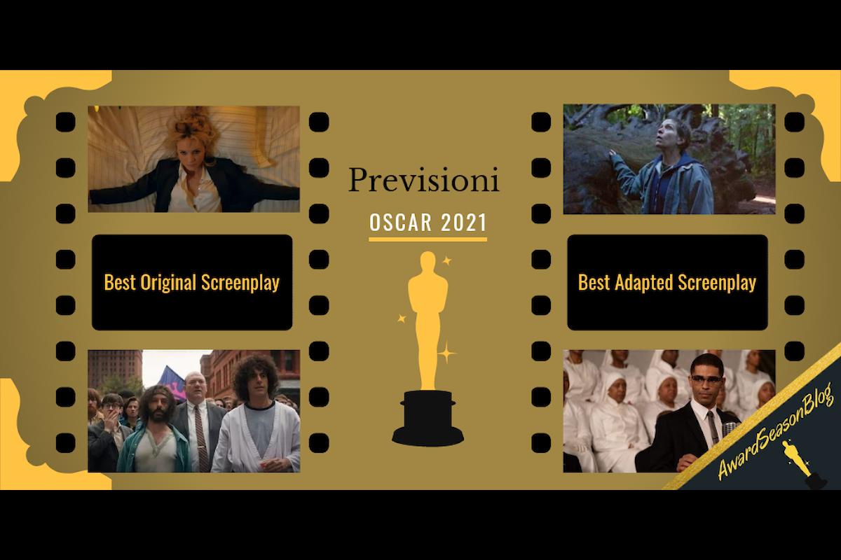 Previsioni Oscar 2021: i favoriti per la Miglior sceneggiatura originale e il Miglior adattamento