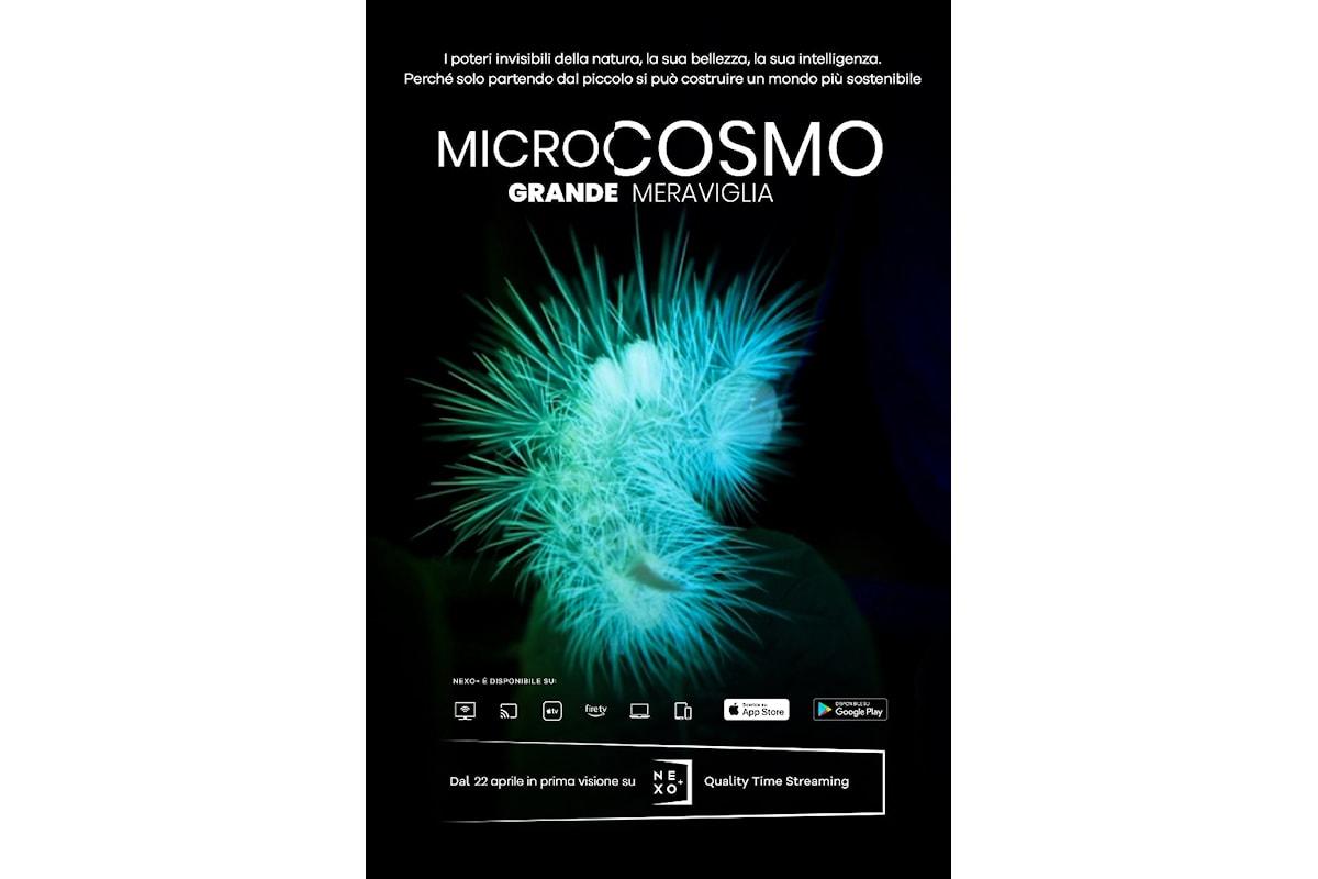 Giornata mondiale della Terra: Microcosmo, Grande Meraviglia