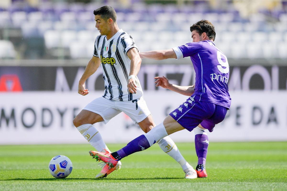 Serie A, si conclude in parità 1-1 la sfida tra Fiorentina e Juventus