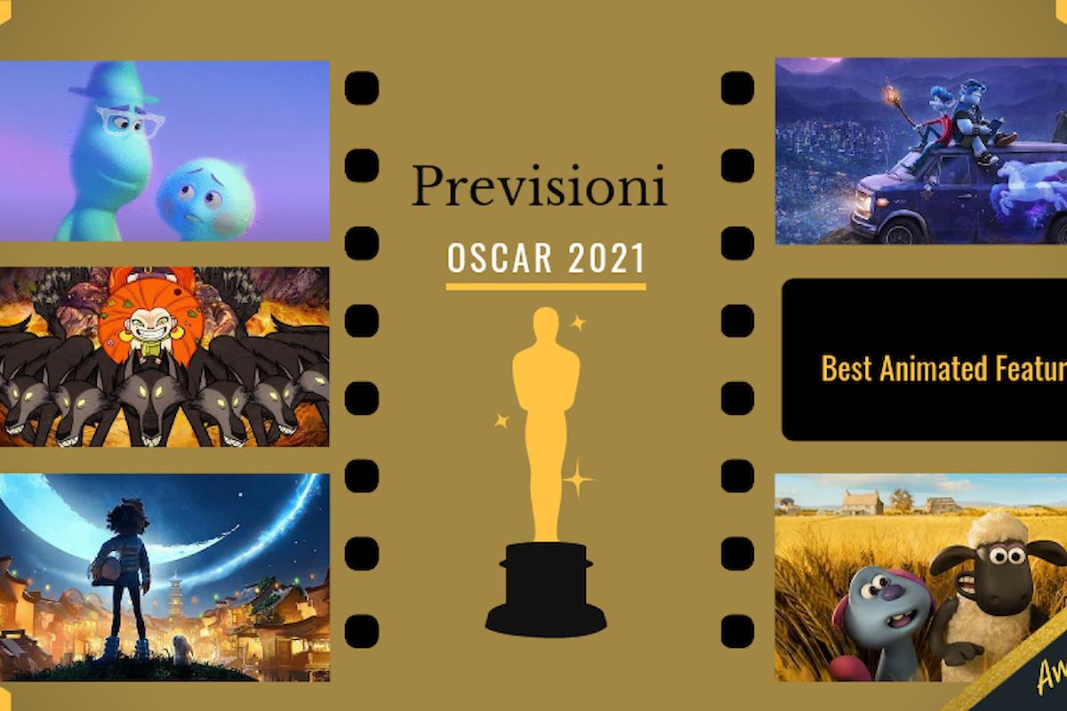 Previsioni Oscar 2021: chi ha più chance per il Miglior Film d'animazione?