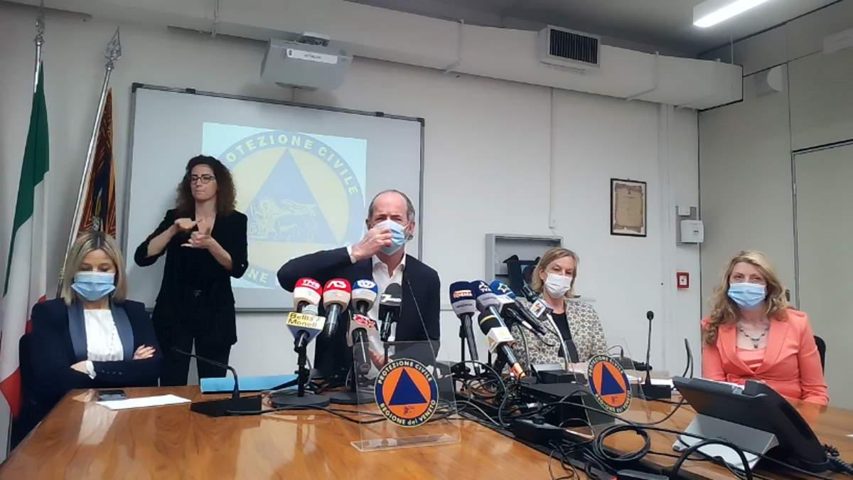 Il Veneto ha manipolato i dati del contagio per rimanere in fascia gialla? A farlo supporre è un'inchiesta di Report