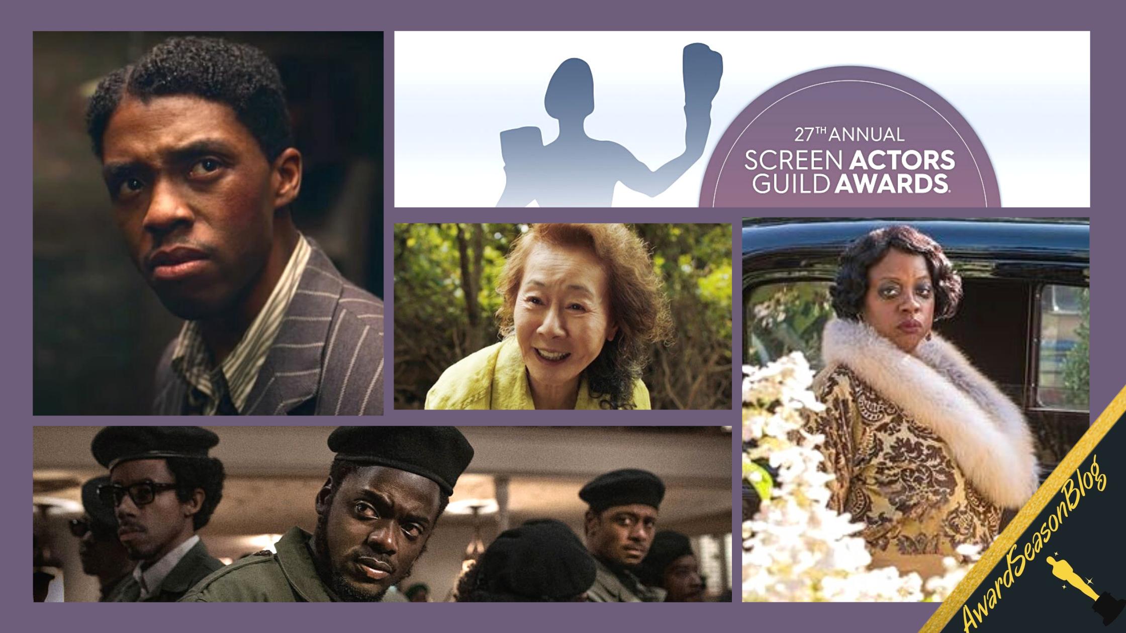 27th Annual Screen Actors Guild Awards: vincono i favoriti agli Oscar