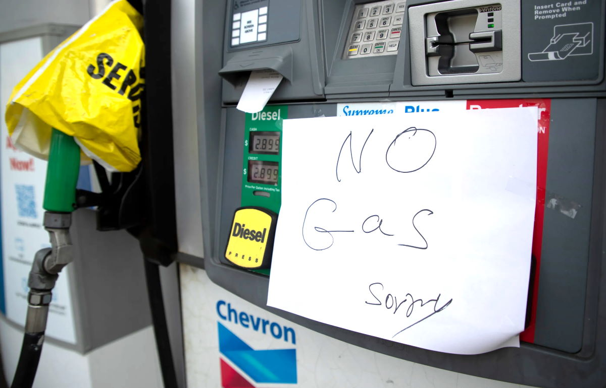 Per la vicenda della Colonial Pipeline in alcuni Stati Usa si registrano i primi problemi di approvvigionamento di carburante