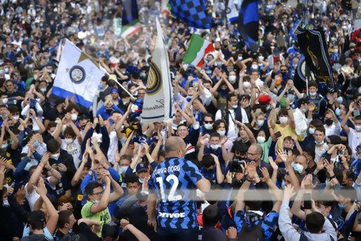 La festa scudetto dell'Inter, le polemiche del giorno dopo