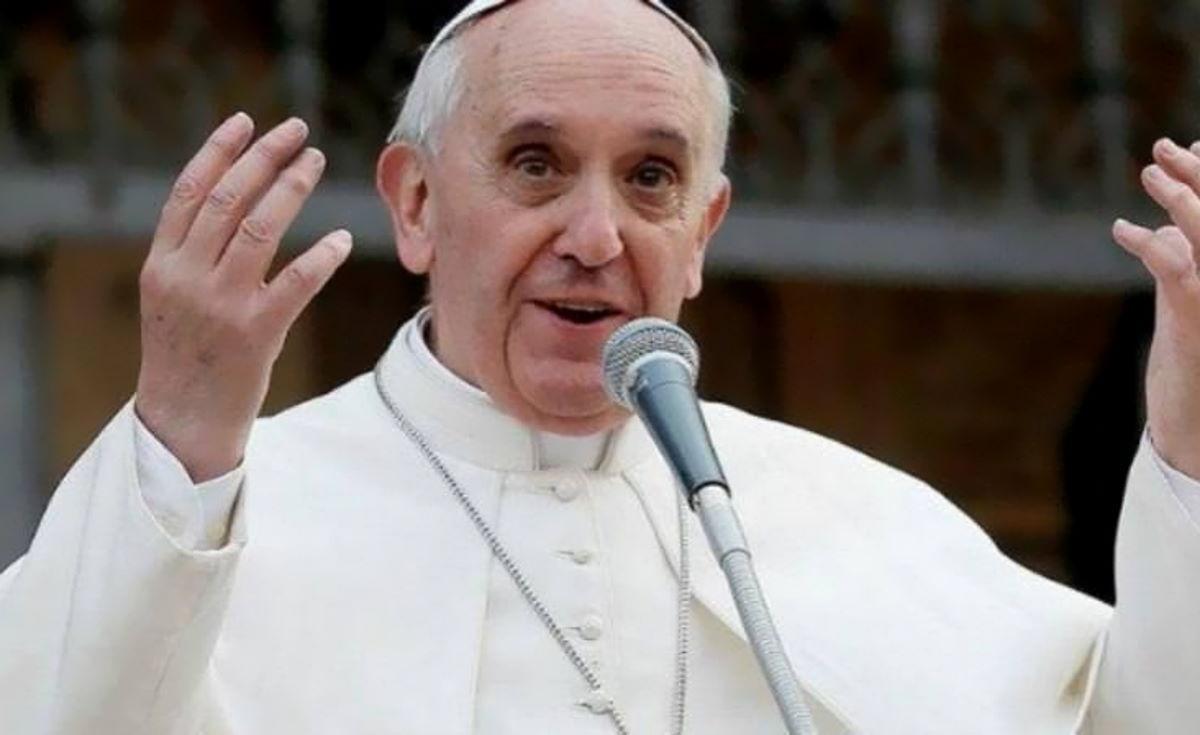 Papa Francesco: Nessun giovane, nessuna persona, nessuna famiglia senza lavoro!.