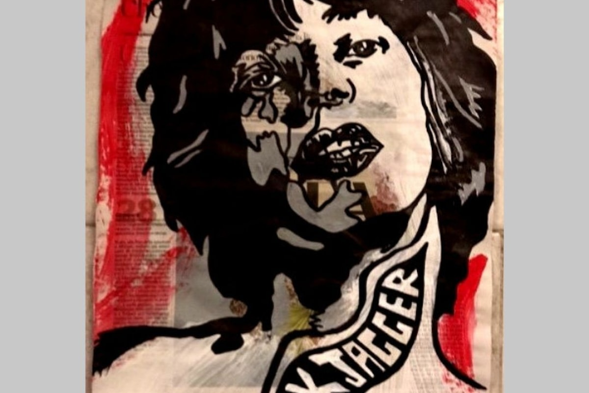Un nuova tendenza della Pop Art: la giornalità di RikPen