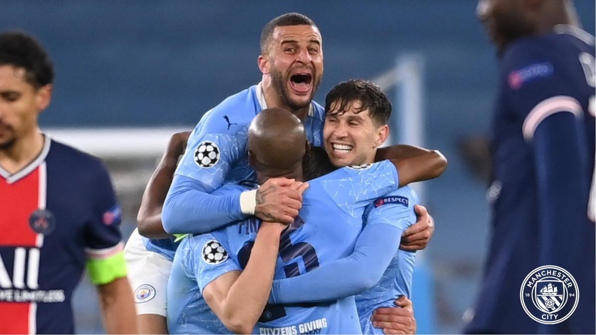 È il Manchester City, 2-0 sul PSG, la prima finalista della Champions League 2020/21