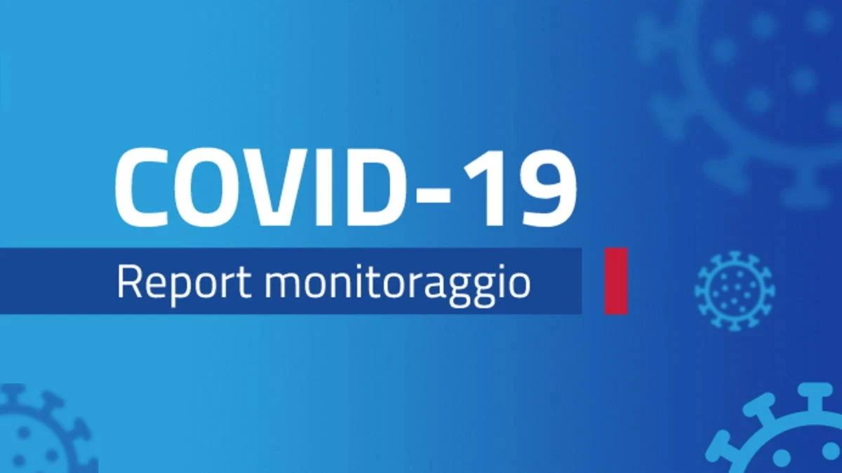 Report monitoraggio Covid dal 10 al 16 maggio 2021