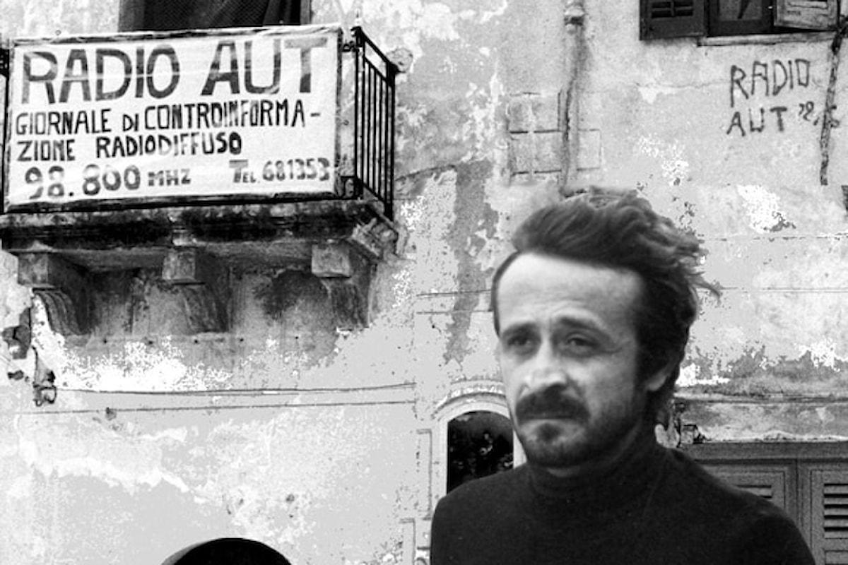 43 anni fa Cosa nostra uccideva il giornalista e attivista di Cinisi Peppino Impastato