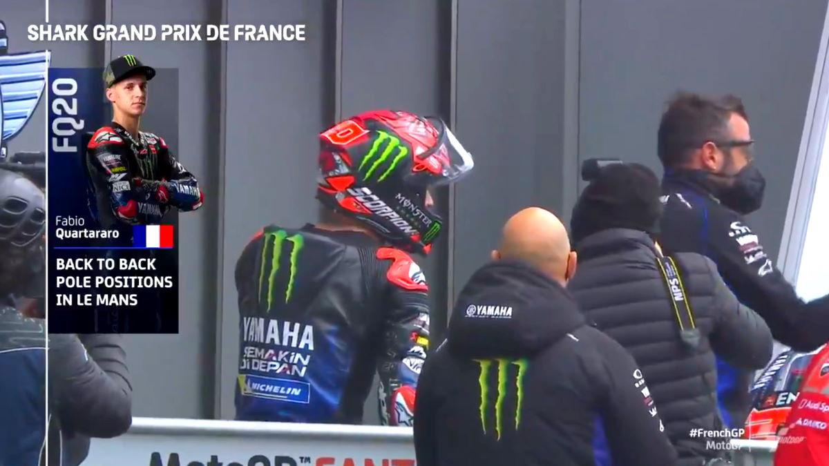 MotoGP, altra pole conquistata da Quartararo che partirà davanti a tutti anche nel GP di Francia