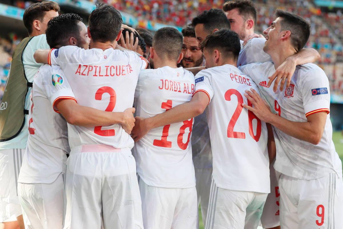 Finora nessuna sorpresa tra le qualificate agli ottavi di Euro 2020 in attesa delle sfide del Gruppo F