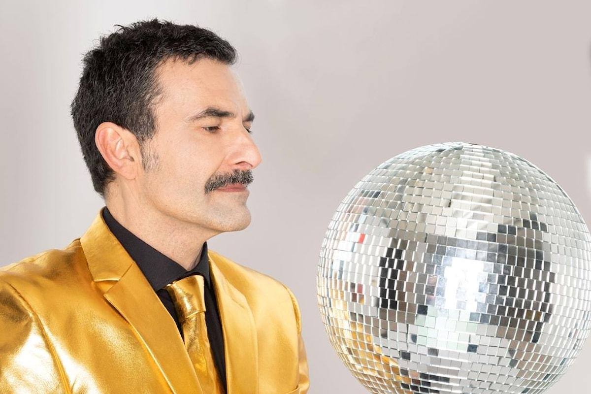 """""""Canzonissima"""" è il nuovo singolo di Riki Cellini"""