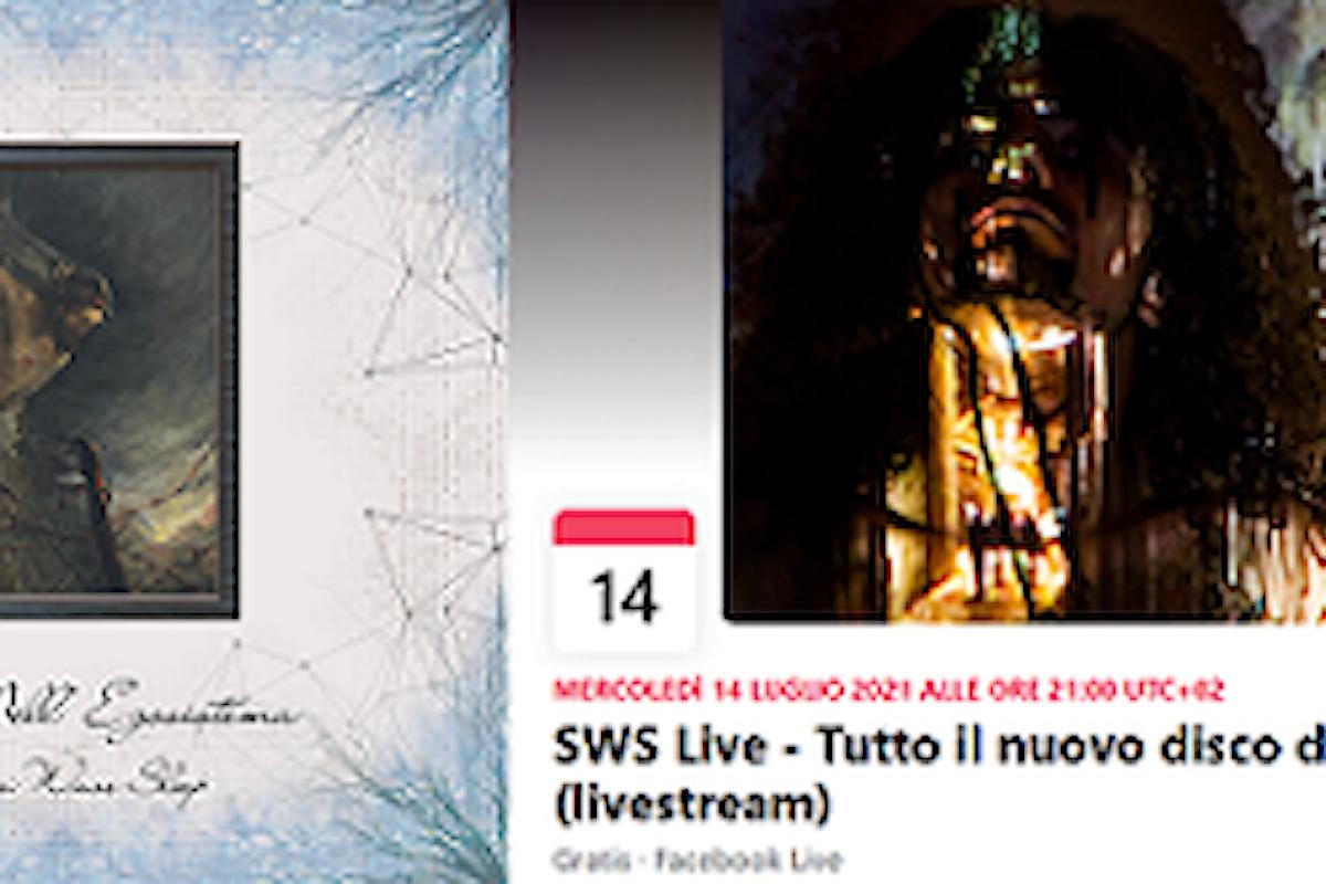 "Slow Wave Sleep – ""Spiro nell'Egosistema"": nuovo album e live in diretta Facebook"