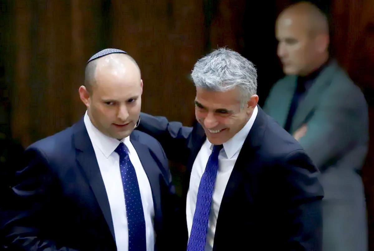 Israele, domenica prossima la Knesset è chiamata ad esprimersi sulla fiducia al governo Bennett-Lapid